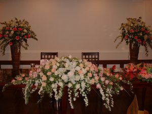 Bridal decoration